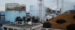 Kernkraftwerk Fukushima nach Bränden und Explosionen